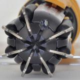 Tocha da Multi-Chave de fenda com a lanterna elétrica poderosa do diodo emissor de luz e cabeça amarela