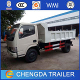 caminhão de descarga da luz do Tipper do descarregador de 3ton 5ton HOWO Dongfeng Foton