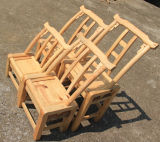 Festes Pine Wood Chair mit Highquality