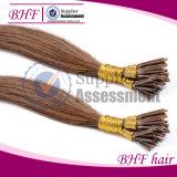 """24 """" extensions normales de cheveu d'extrémité de la prolonge U de cheveu d'extrémité de Prebonded U/Nail de capsule de la kératine 50g 5 couleurs Available100s/Bag"""
