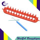 カラー良質の長方形のプラスチック織機の最もよい変化の販売