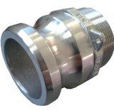 Couplage de Camlock d'acier inoxydable de qualité