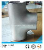 T senza giunte dell'acciaio inossidabile dell'uguale Tp321 della saldatura testa a testa