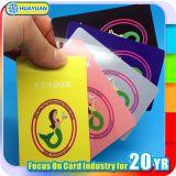 Smart Card classico 1K di abitudine MIFARE con Hico Magstripe