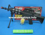 Canon électrique en plastique de vente chaud de jouets (1038601)