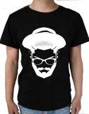 Chemise de Cotton_T de mode de logo d'Individuation de Custom_Design pour les hommes