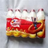 PLC контролирует полноавтоматическую машину упаковки Shink бутылок молока