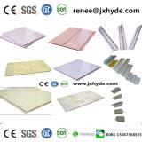 matériau de construction de panneautage de mur de panneau de plafond de décoration de PVC de largeur de 200mm