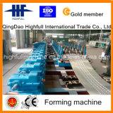 Plataforma galvanizada profissional Steelcase do MERGULHO quente da produção que dá forma à máquina