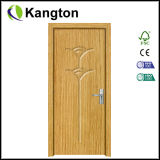 PVC Bathroom Door Glass Panel (porta do PVC)