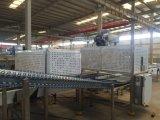 Linha modular da máquina do pão do transporte de correia