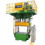 Prensa hidráulica de cuatro columnas 800 toneladas que esconden la máquina de la prensa