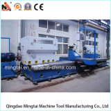 CNC horizontal Lathe para Machining Roller, Flange, Long Axes