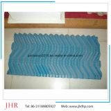 PP PVC Cooling Tower Filler comme film de traitement des eaux usées