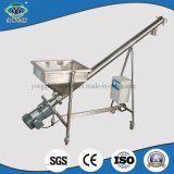 MiniPlastic Pellet Feeder Machine Cement Screw Conveyor mit Auger (LS160)