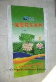 Gesponnener Beutel der Qualitäts-25kg Plastik für Startwert für Zufallsgenerator
