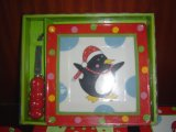 Cassetto dipinto a mano del cassetto quadrato di ceramica