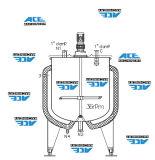 Réservoir sanitaire à haute vitesse en acier inoxydable en acier inoxydable (ACE-JBG-Y4)