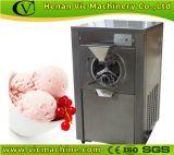 Helado y sorbete duros del gelato de la máquina del helado