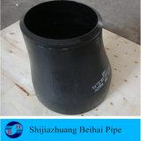 Réducteur concentrique de l'acier du carbone Sch40 ASME B16.9