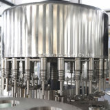 Riga di coperchiamento di riempimento della macchina di lavaggio delle bottiglie per acqua, spremuta della bevanda
