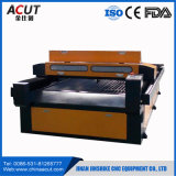 Гравировка и автомат для резки лазера СО2 акрилового стекла бумажная деревянная резиновый