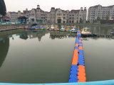 Het drijvende Park van het Water Pontoo