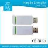 USB por atacado 128MB do plástico da capacidade total do preço de fábrica para a promoção