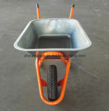 Tools agricolo con Rubber Wheels Wheelbarrow Wb6404