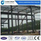 Estructura de acero del almacén del edificio de la buena calidad