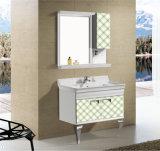 Armário de alumínio do chuveiro do magnésio de alumínio do espaço do armário de banheiro (T-9721)