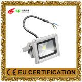 Spotlight LED de iluminación de la lámpara al aire libre reflector de la luz AC85-265V Ce