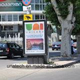 Фотоий Alu изображения PVC Baklitfilm плаката знамени Backlight СИД. Коробка объявлений Scroller рамки