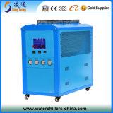 Abkühlende und erhitzende kältere Maschine