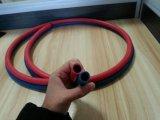 Tubo flessibile gemellare della saldatura