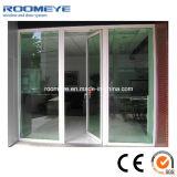 Portello orizzontale della stoffa per tendine del PVC dell'interiore insonorizzato con vetro Tempered
