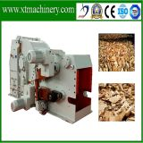 Milho, bambu, bastão de açúcar, máquina Chipper Bx216 do teste padrão do cilindro da haste