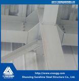 Colonna d'acciaio di buona qualità per la costruzione della struttura d'acciaio
