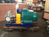 Pompe à engrenages hydraulique d'huile lubrifiante KCB200