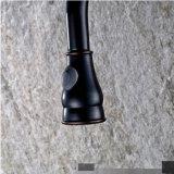 Шар латунный вытягивает вне Faucet кухни брызга кран воды ручки санитарного одиночный