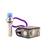 Il kit mini Vape del dispositivo d'avviamento della sigaretta di E facile trasporta la capienza enorme