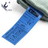 Imbracatura della tessitura del poliestere/imbracatura di sollevamento con il sollevamento del Eye/Ce GS Certificated/W.L.L. 4t