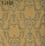 L'Italie Design Deep Embossed Vinyl Wallpaper (TJ106) 450g/Sqm