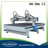 Köpfe CNC-Fräser-Maschine der konkurrenzfähiger Preis-multi Spindel-3 für Verkauf