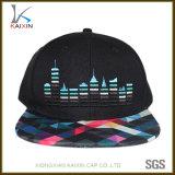 La broderie réglable bon marché faite sur commande folâtre des chapeaux de Snapback