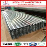 SGCC gewellte Stahl galvanisierte Eisen-Metalldach-Blätter