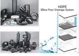 guarniciones plásticas del tubo de desagüe de 50m m (desvío del HDPE s)