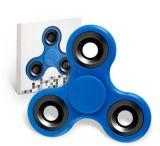 ABS friemelt de Plastic Ceramische Dragende Wind de Spinner van het Stuk speelgoed van de Vinger van de Hand