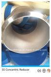 Reductor concéntrico inconsútil de Xxs ASME Ss316 del acero inoxidable