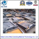 Moulage d'anode/moulage de cuivre d'anode anode de bâti pour le cuivre